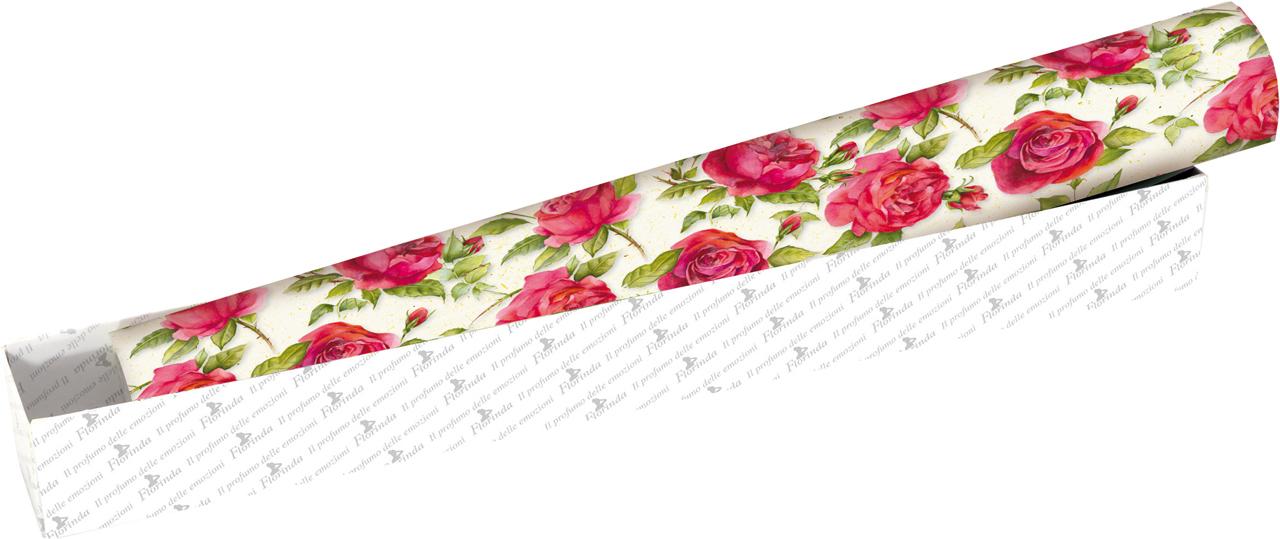 Carta Profumata Cassetti Rosa Rossa