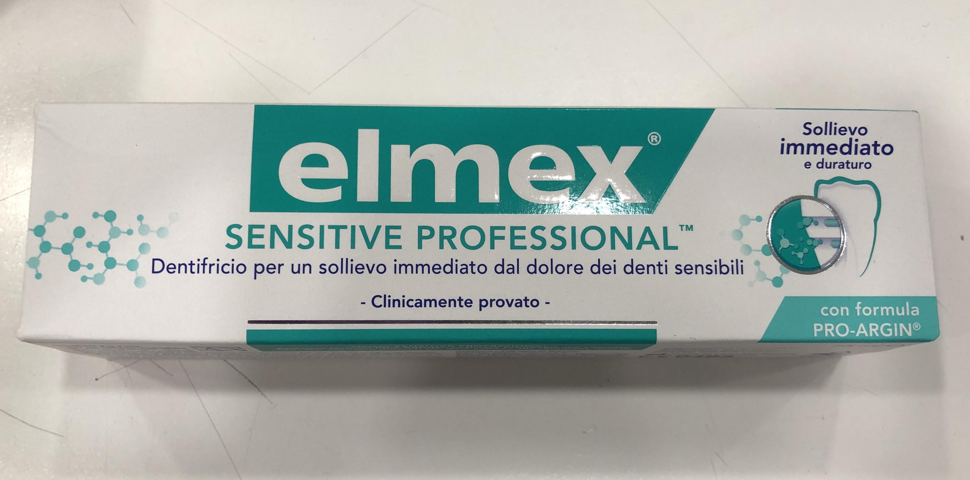 Elmex SENSITIVE PROFESSIONAL 75 ml