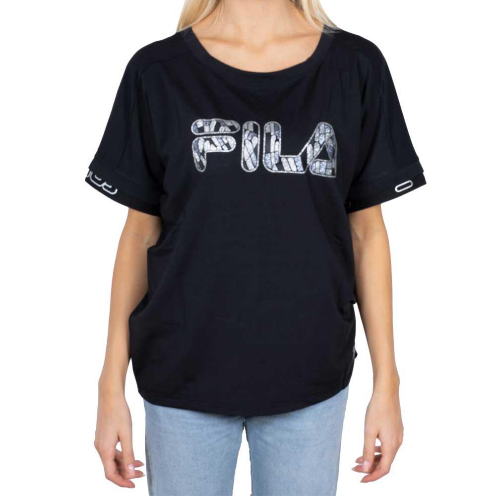 Fila Shirt con scritta Glitter da Donna