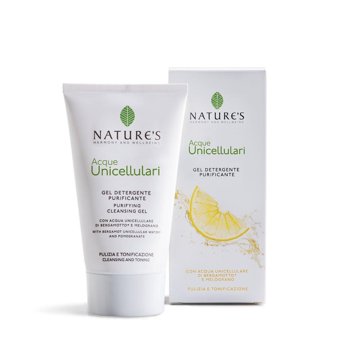 Gel detergente purificante - Acque unicellulari