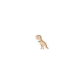 Mono Orecchino a Lobo Coachella con Dino