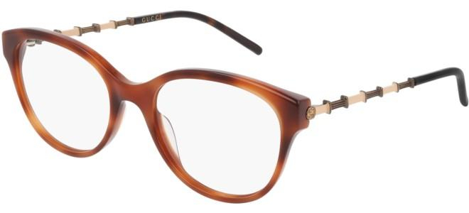 Gucci - Occhiale da Vista Donna, Light Havana  GG0656O  003  C53