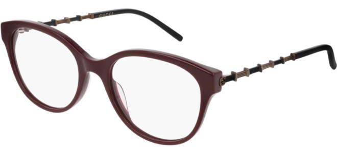 Gucci - Occhiale da Vista Donna, Burgundy  GG0656O  004  C53