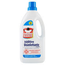 OMINO BIANCO ADDITIVO DISINFETTANTE 900ML