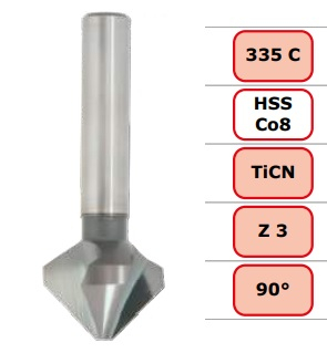 Svasatore T3013 Ø 6.3 - 30