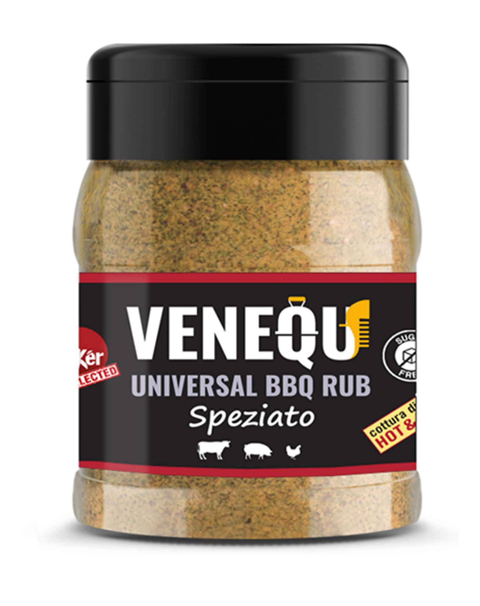 Universal BBQ rub - Speziato - 150 gr