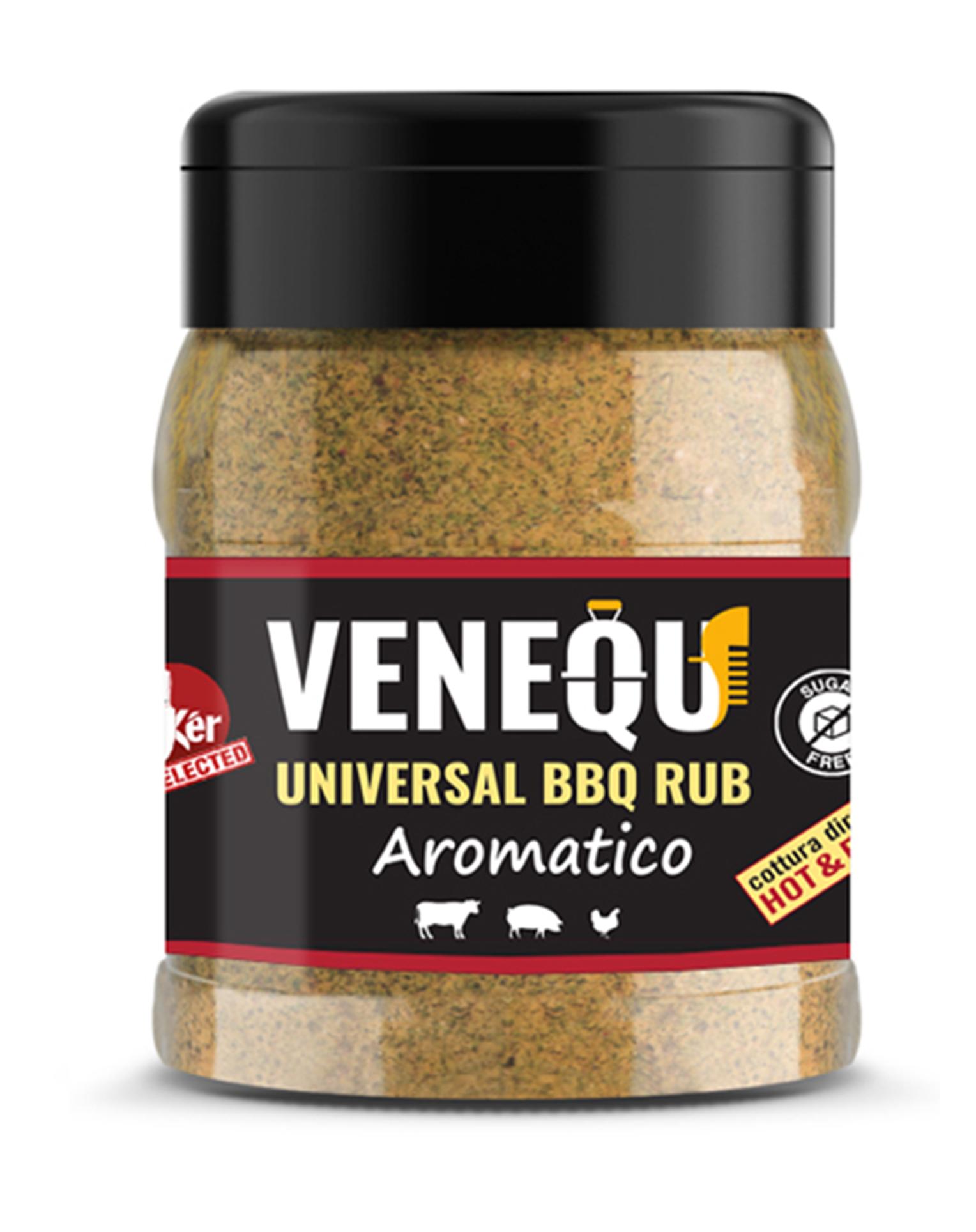 Universal BBQ rub - Aromatico - 150 gr