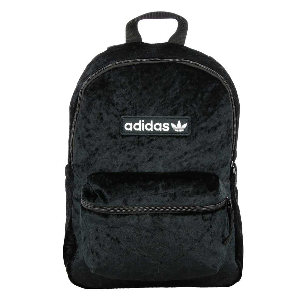 Zaino Adidas Velluto Black da Donna