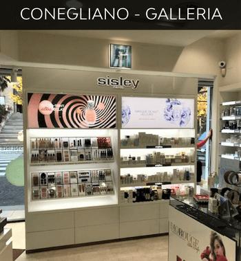 Gibin profumerie Conegliano Galleria su TrevisoNow
