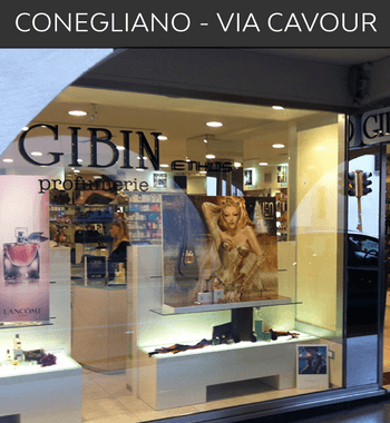 Gibin profumerie Conegliano via Cavour su TrevisoNow