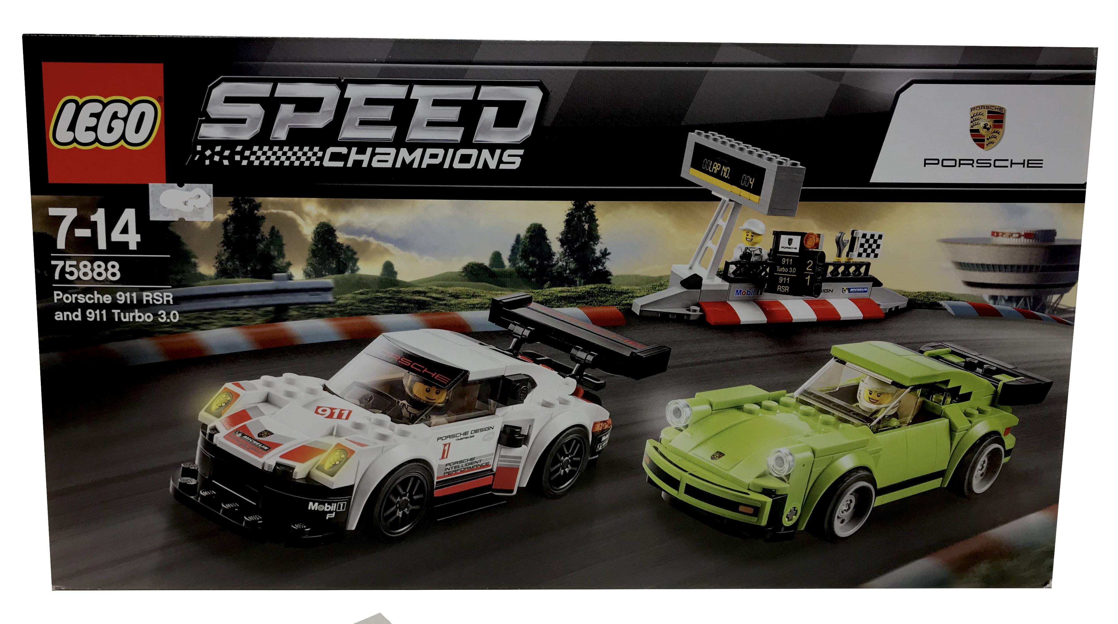 Porsche 911 RSR e 911 Turbo 3.0