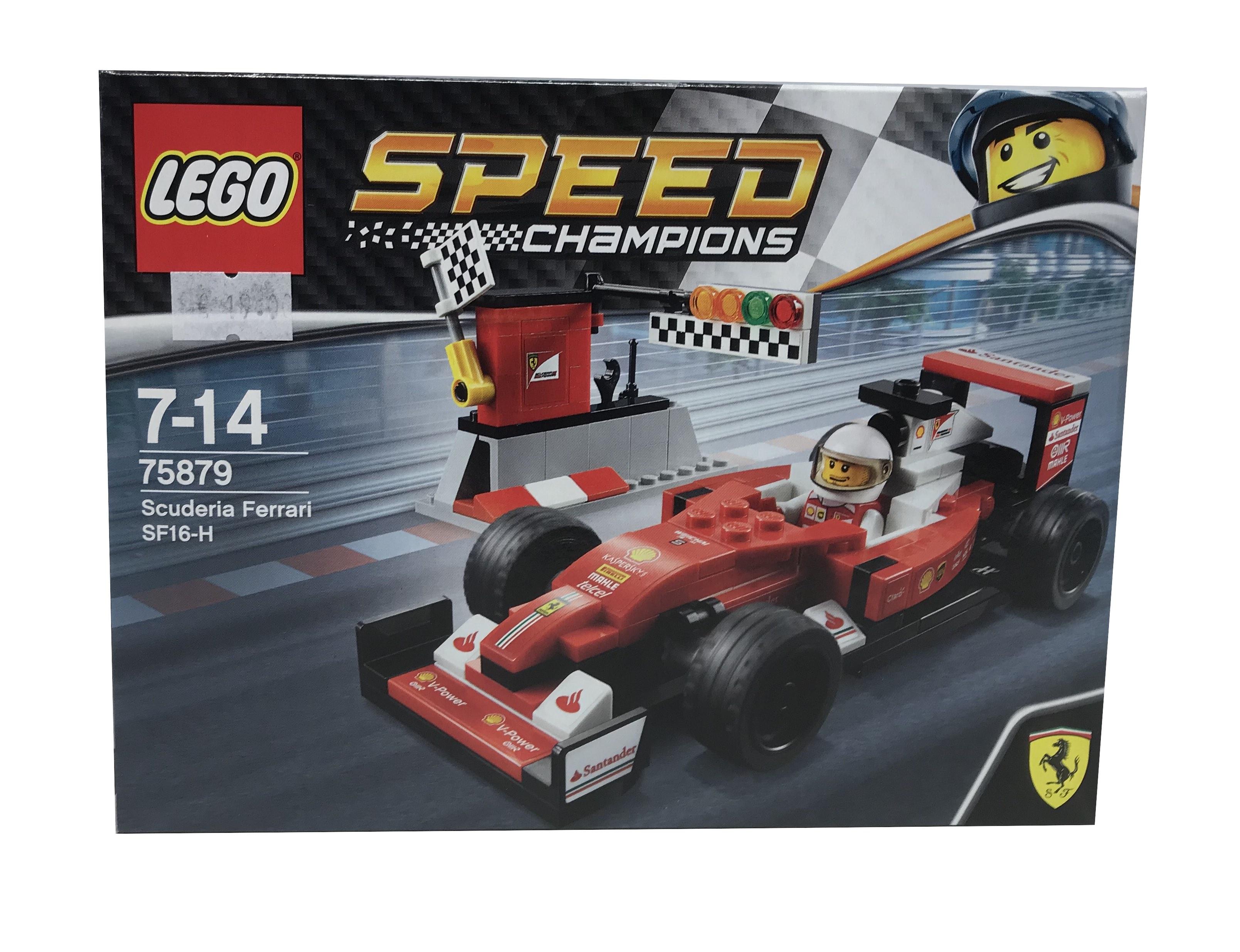 Lego Ferrari Sf 16-H