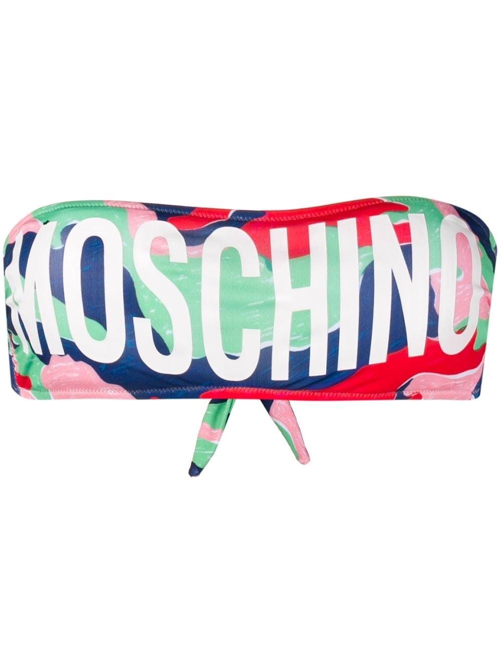 Costume camouflage Moschino