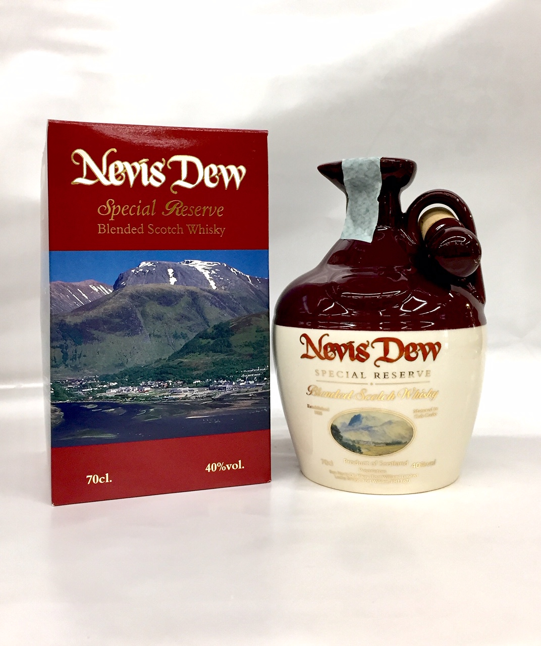 Whisky Nevis Dew Special Reserve - Scozia