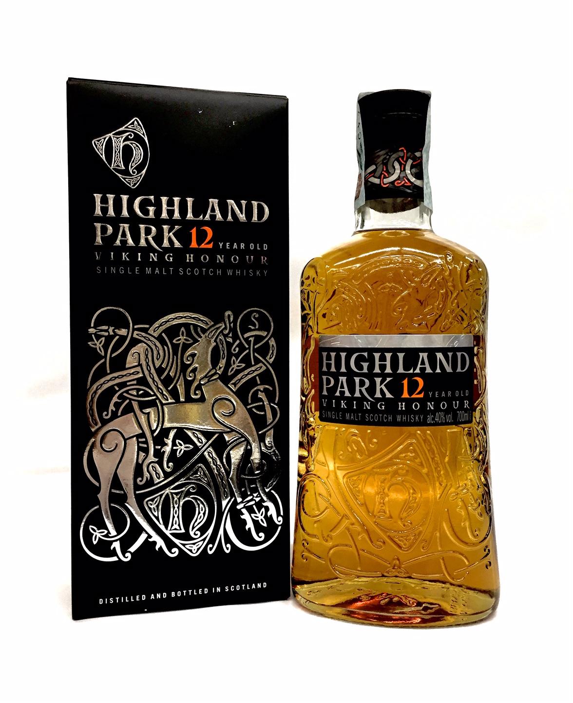 Whisky Highland Park 12 anni - Orkney - Scozia