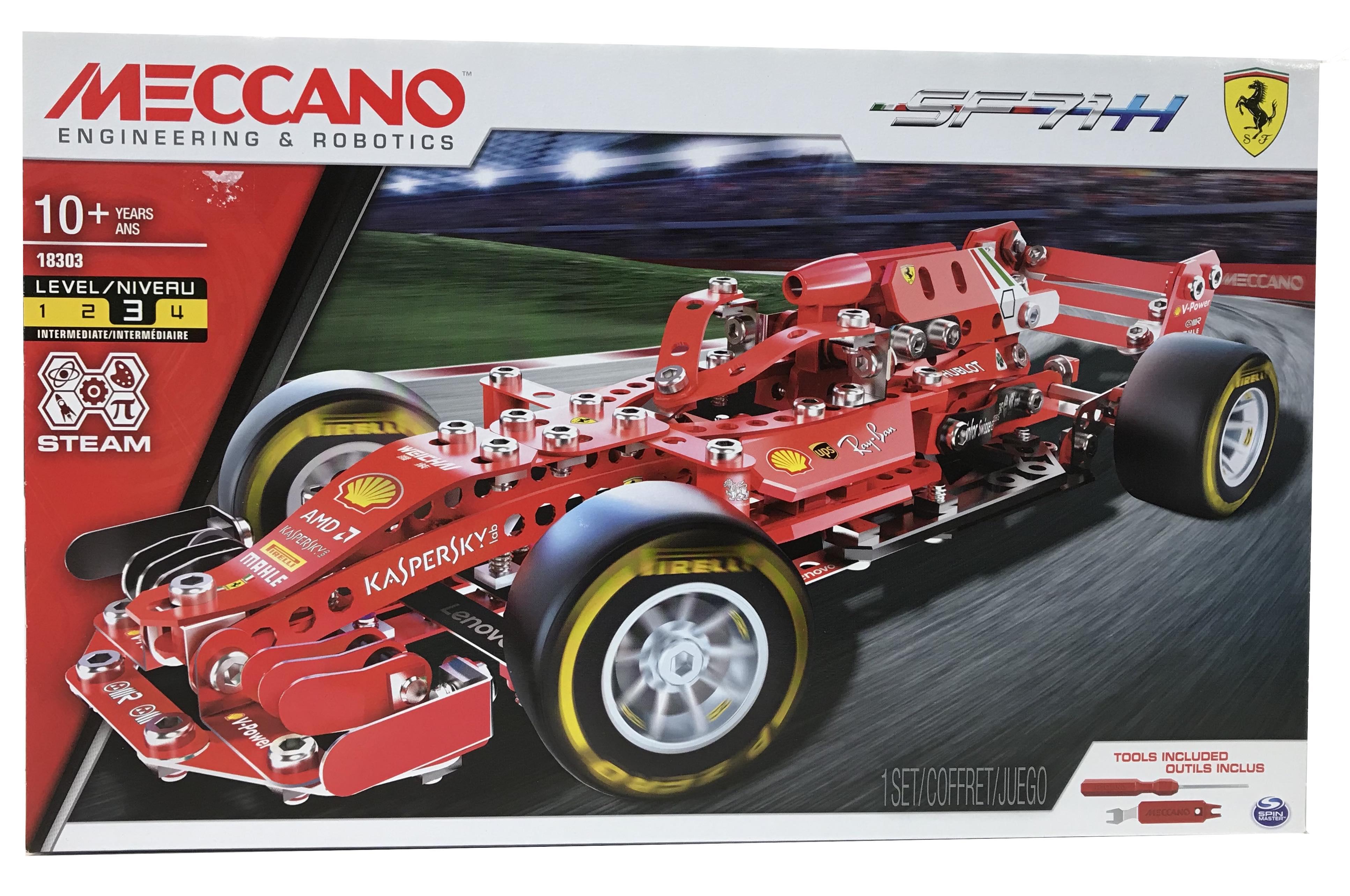 Meccano Scuderia Ferrari  Sf71H