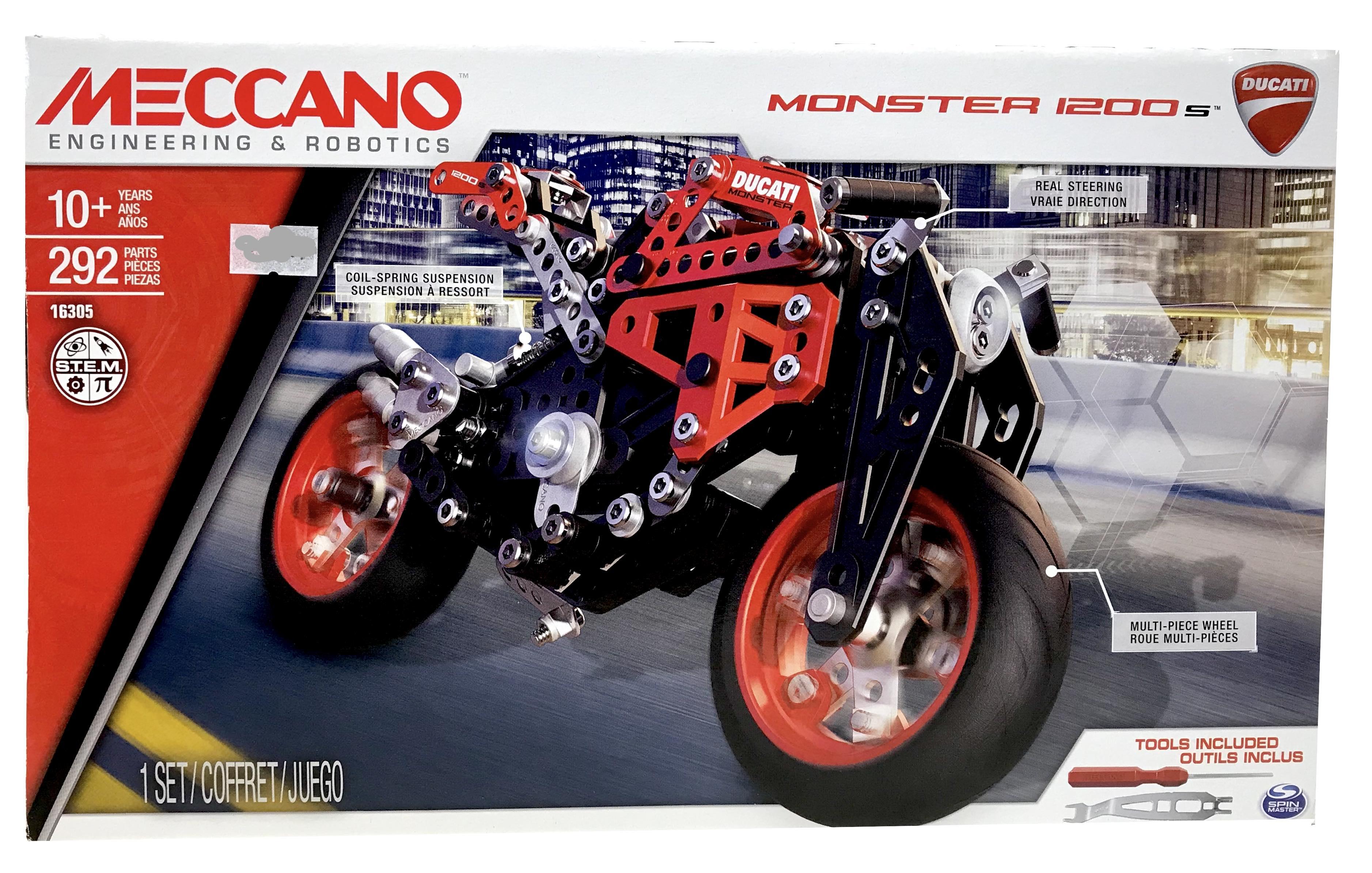 Meccano Monster 1200