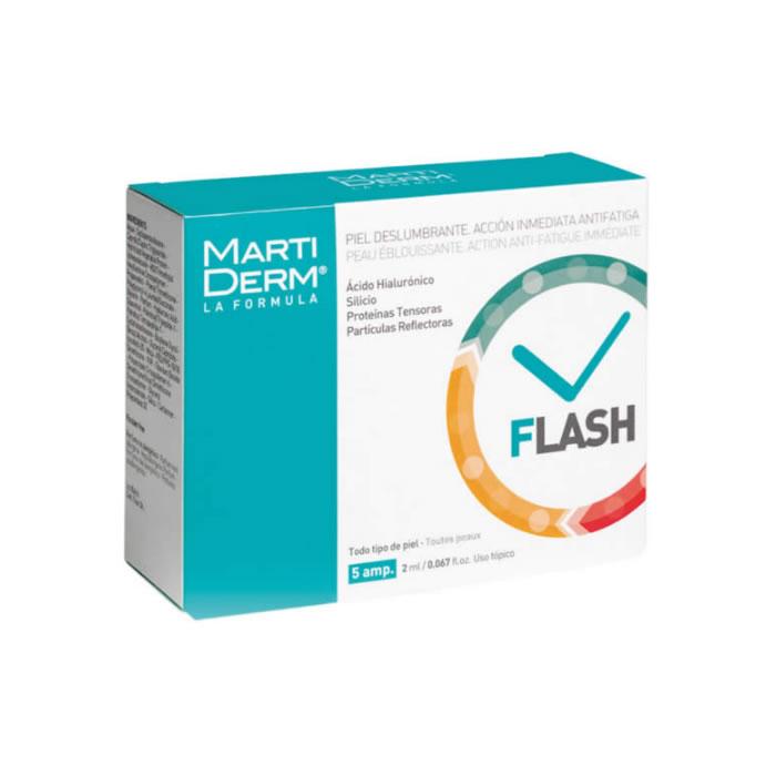 Martiderm Flash 5x2ml Fiale