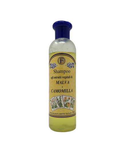 Shampoo malva e camomilla 250 ml