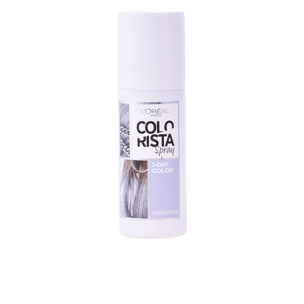 Loreal Colorista Colorazione Temporanea Spray 6 Grey 75ml