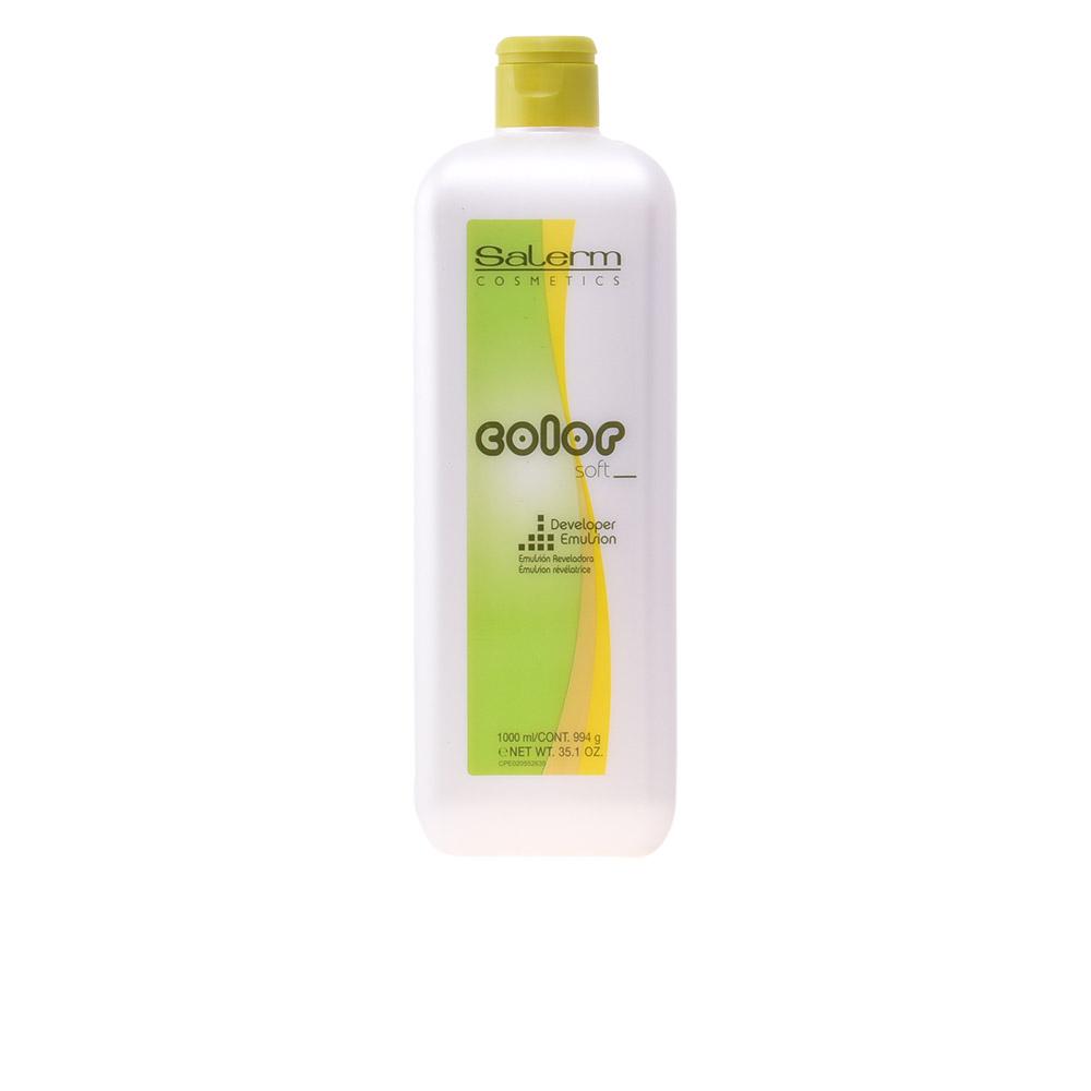 Salerm Cosmetics Color Soft Developer Emulsione 1000ml