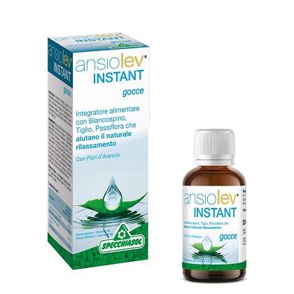ANSIOLEV INSTANT GOCCE 20 ml Specchiasol
