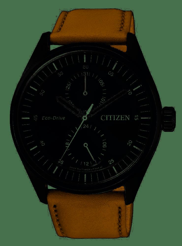 Orologio Citizen  solo tempo uomo Metropolitan BU3018-17E