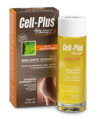 Cell-Plus Olio Snellente Intensivo