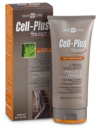 Cell-Plus Crema Snellente Pancia e Fianchi