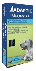 ADAPTIL EXPRESS COMPRESSE Rapido sollievo allo stress occasionale del cane