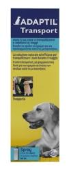 ADAPTIL TRANSPORT SPRAY previene e controlla lo stress nei cuccioli e nei cani adulti durantei viaggi o altre situazioni impegnative