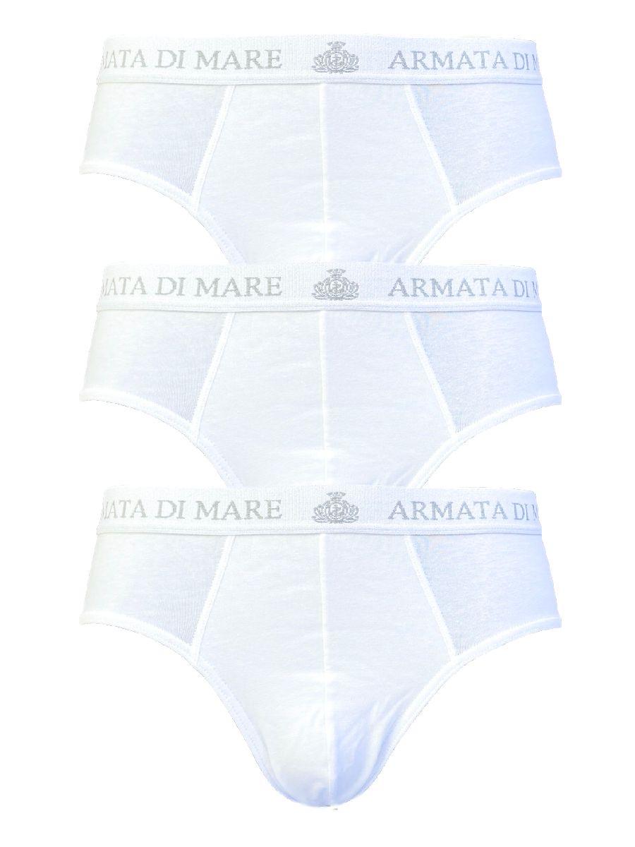6 Slip da uomo in cotone elasticizzato ARMATA DI MARE