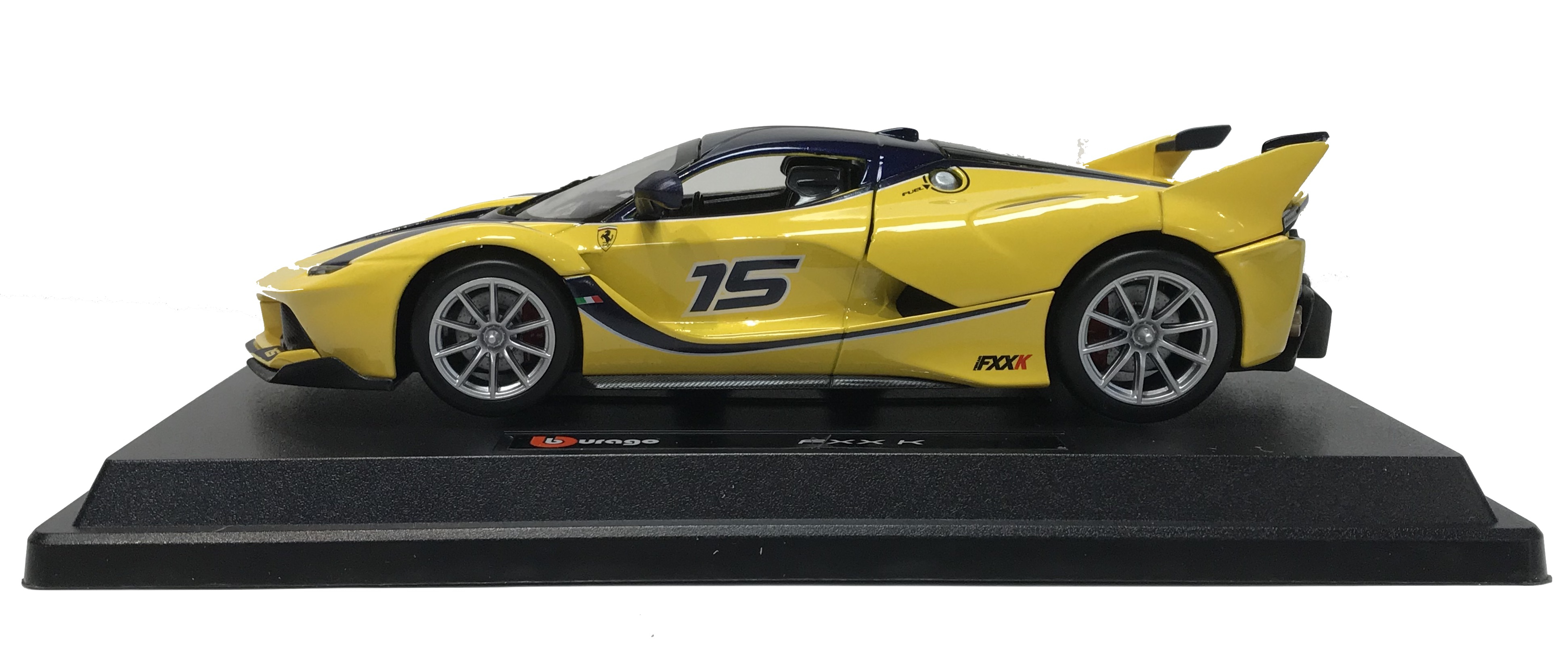 Ferrari FxxK Giallo 1/24