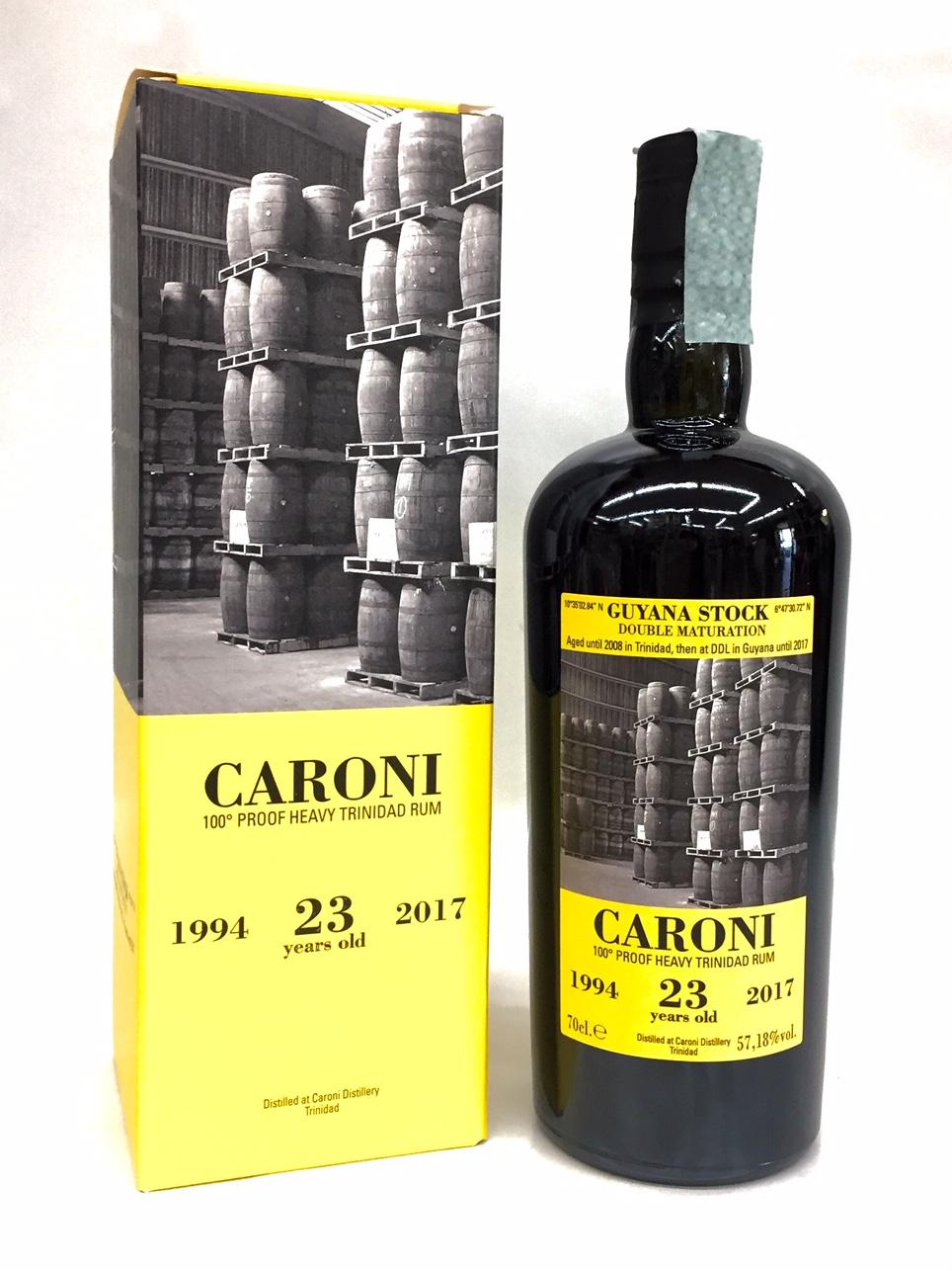 Rum Caroni 23 anni - Caroni Distillery - Trinidad