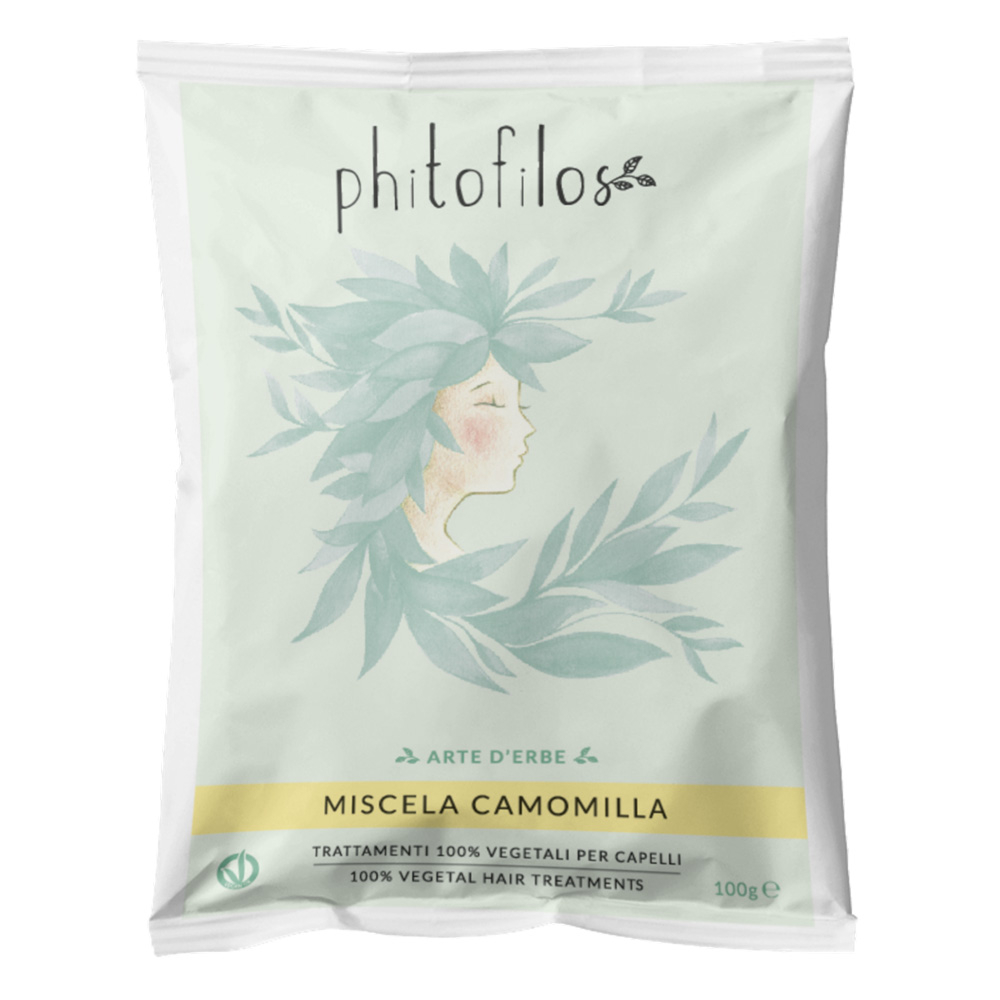 Miscela Camomilla 100 gr - Phitofilos