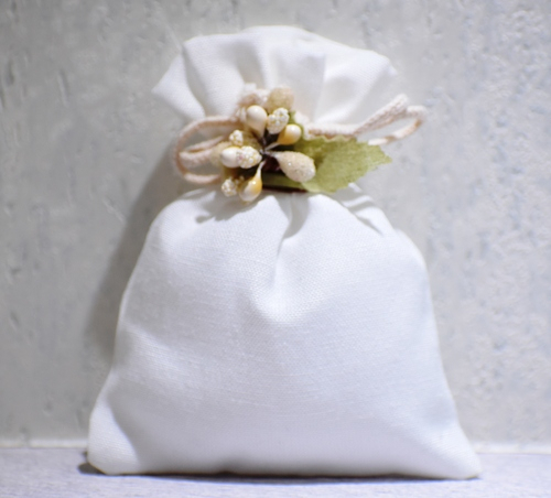 Sacchetto panna (confetti vari gusti e tipologie)