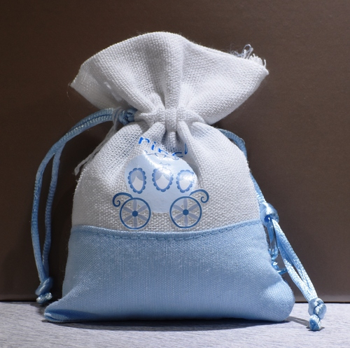 Sacchetto Principe azzurro  (confetti vari gusti e tipologie)
