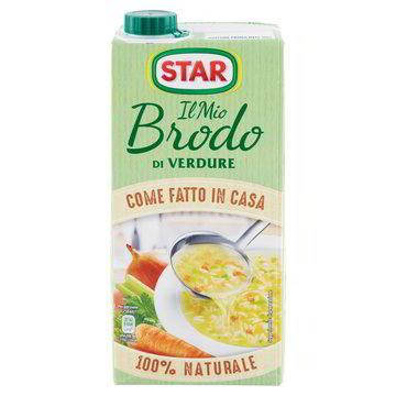 STAR BRODO PRONTO VERDURE 1LT