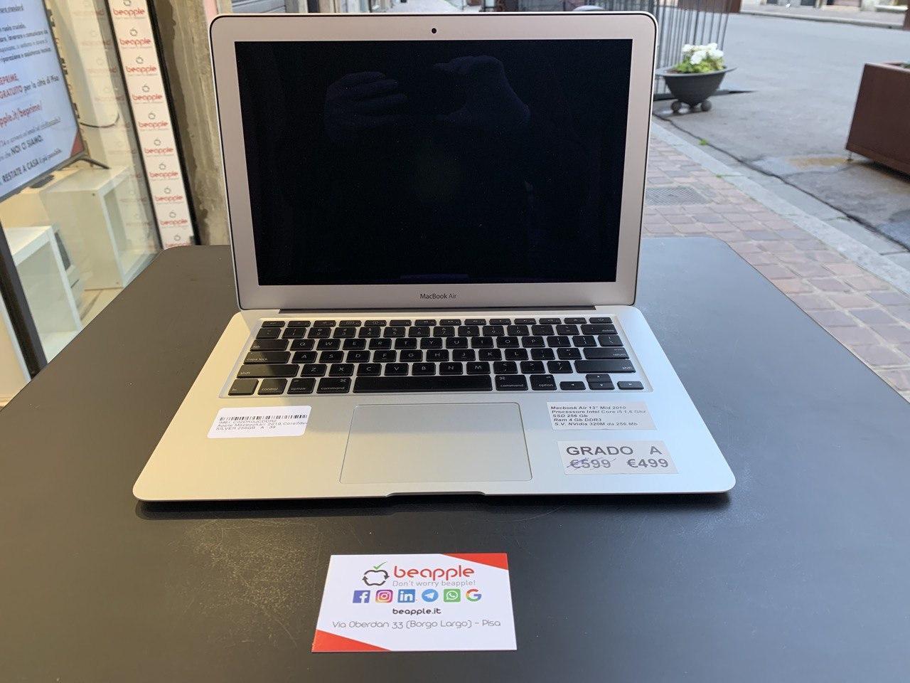 Apple MacBook Air 2010 - intel® Core 2 Duo - 13