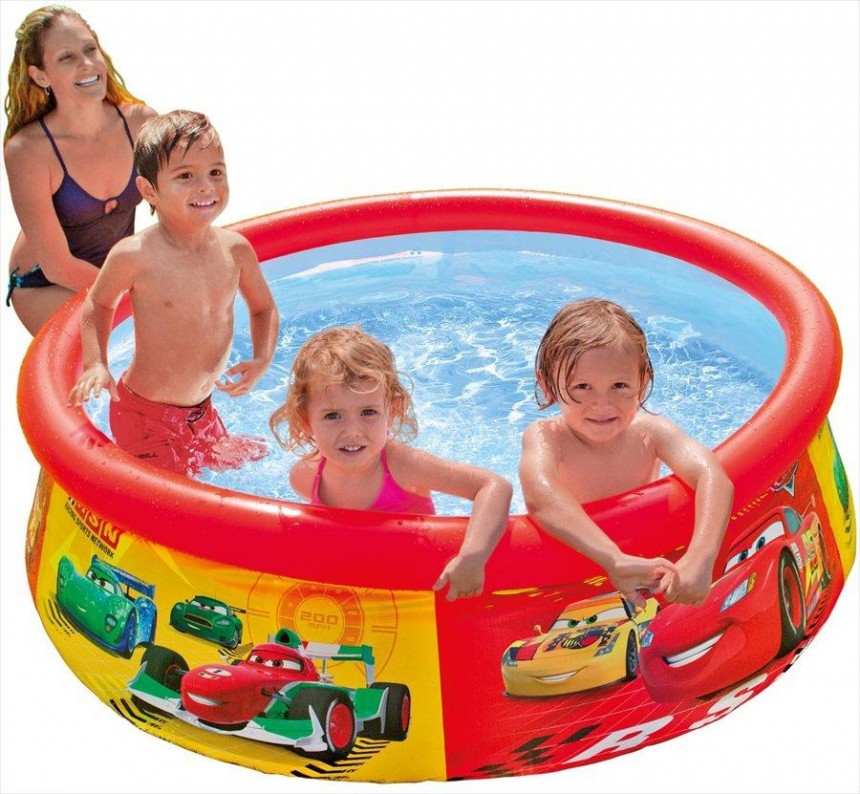 piscina easy cars 183x51 Intex