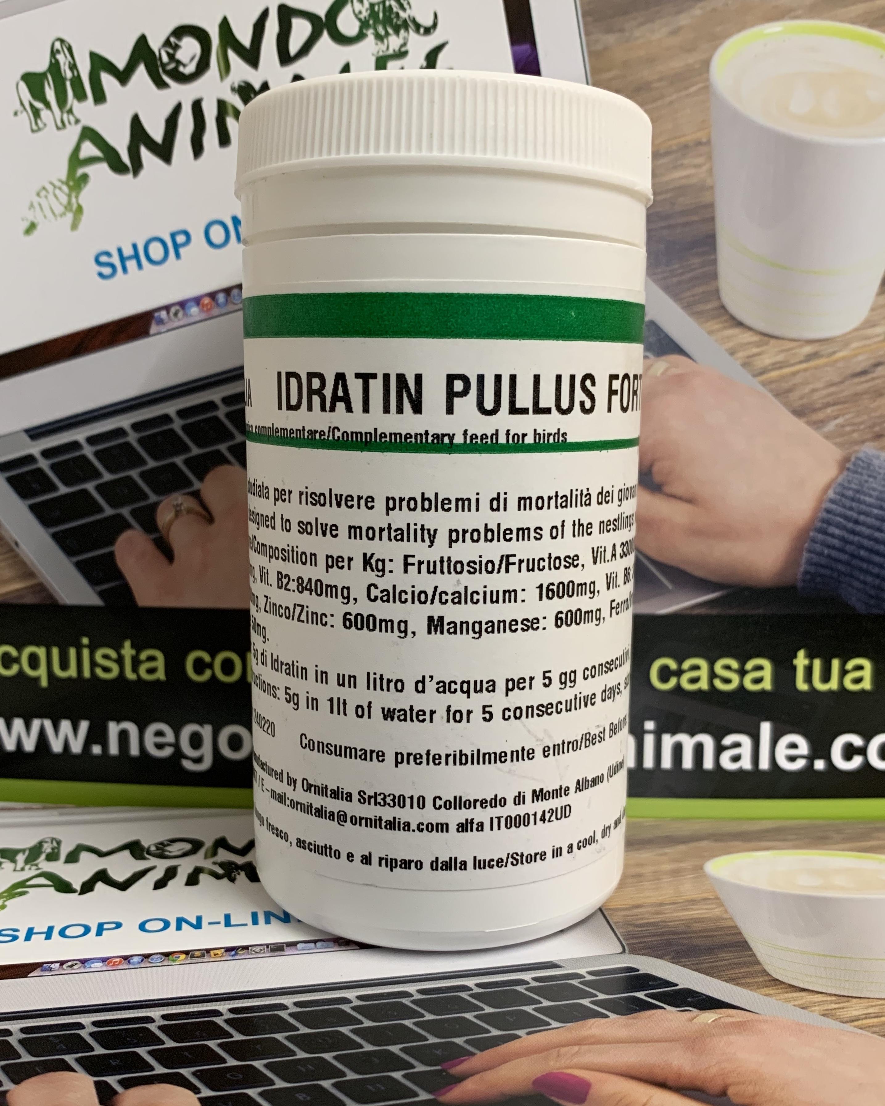 IDRATIN PULLUS FORTE 100gr
