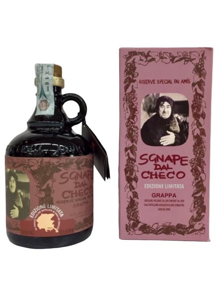 Sgnape dal Checo ed. limitata - Distilleria di Aquileia (UD)