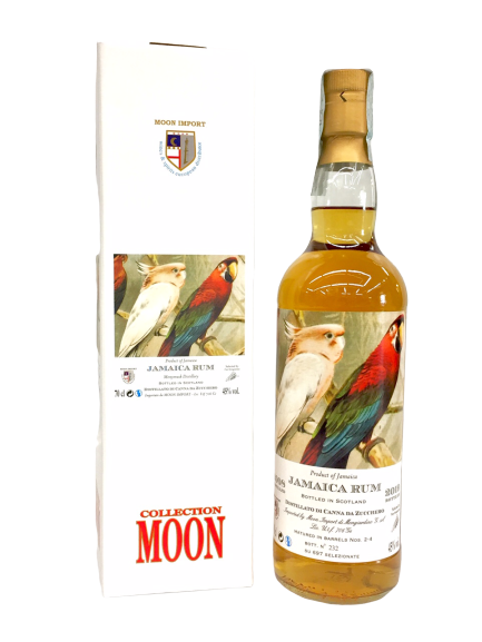 Rum Jamaica Monymusk Distillery - Selezione Moon Import
