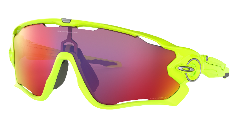 Oakley - Occhiale da Sole Uomo, Jawbreaker™ Retina Burn Collection, Retina Burn/Prizm Road  OO9290-2631  C31