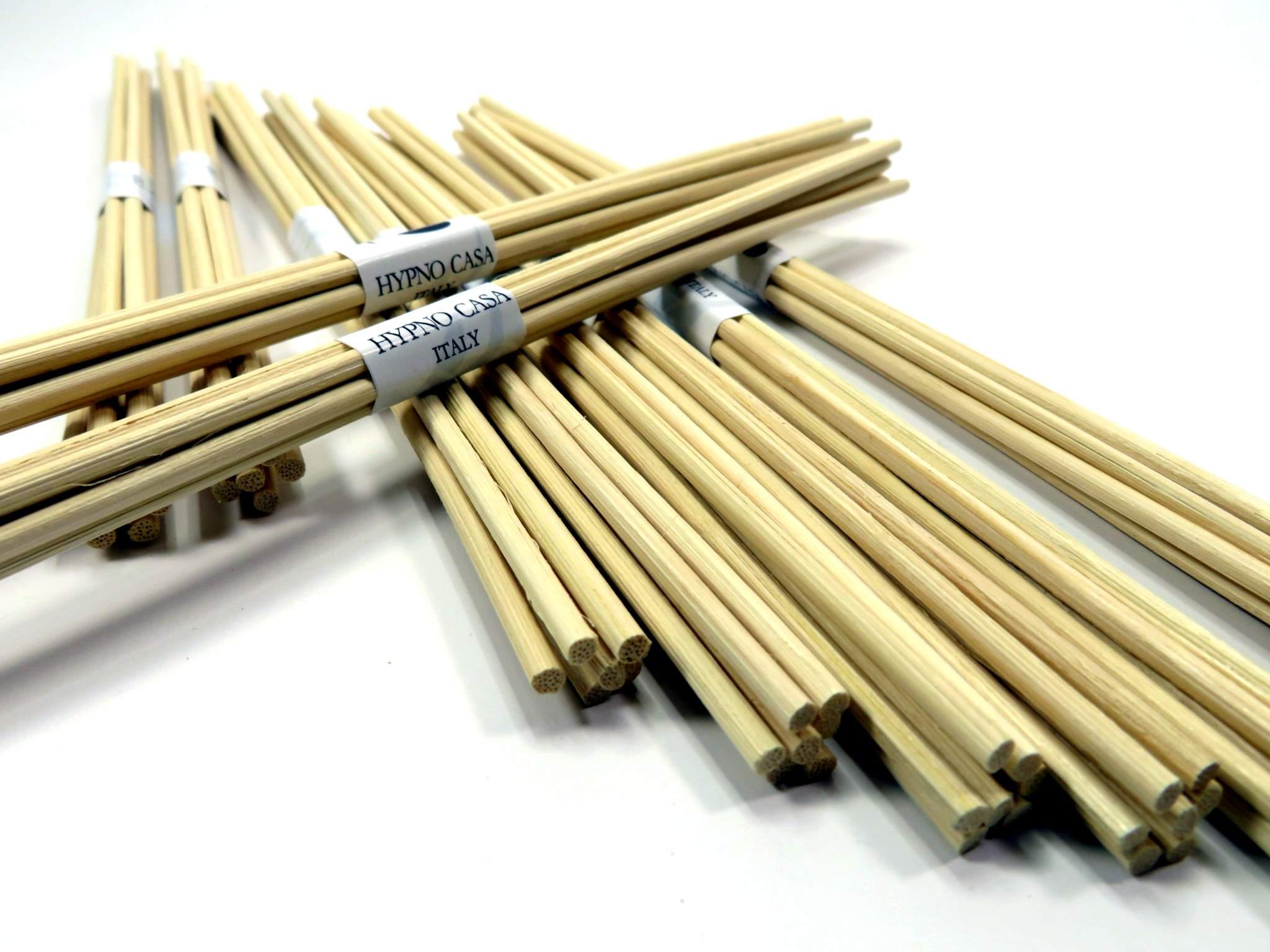 Bastoncini legno cm30 per diffusori di profumo