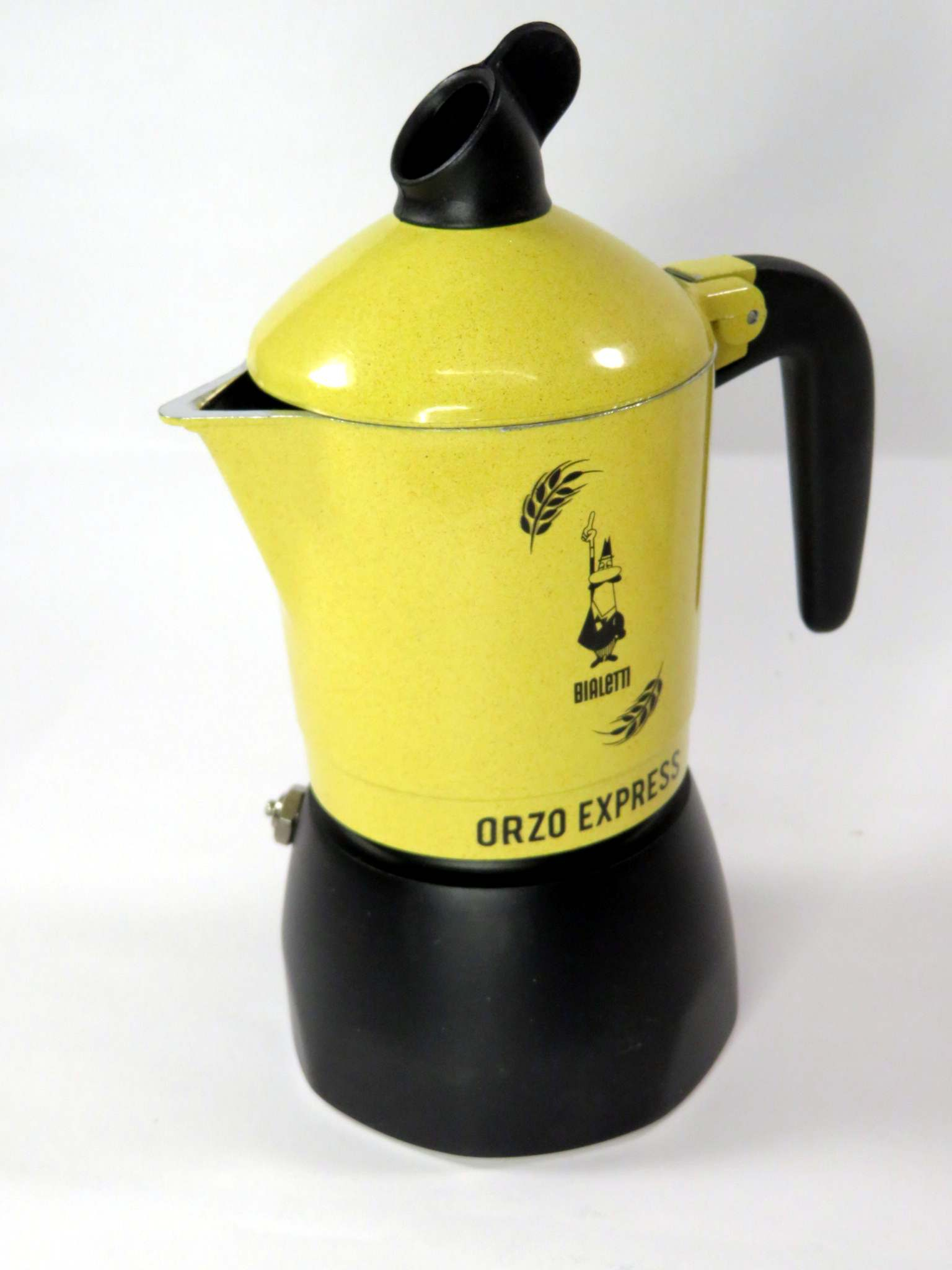 Caffettiera per orzo 4 tazze Bialetti