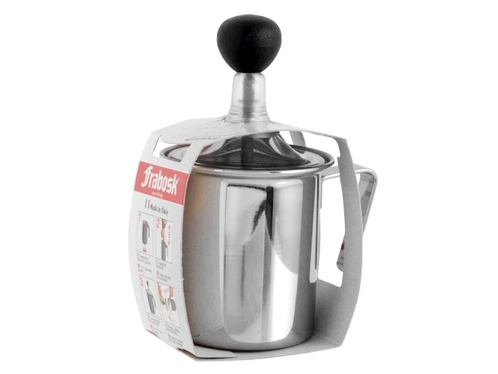 Pentolino per fare la schiuma al cappuccino per 1 tazza