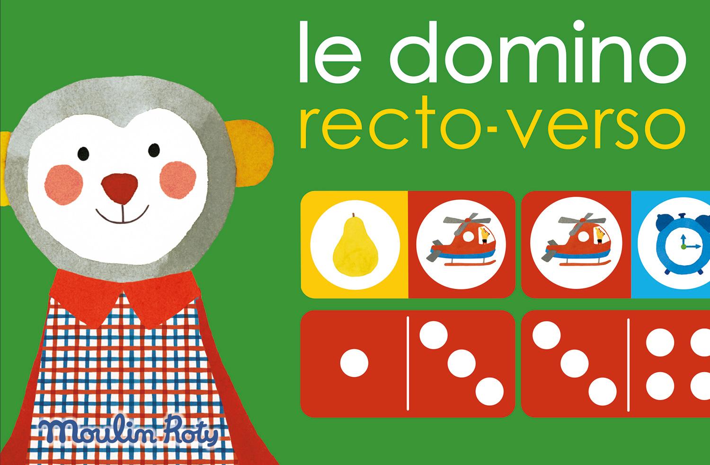 Gioco Domino di Moulin Roty