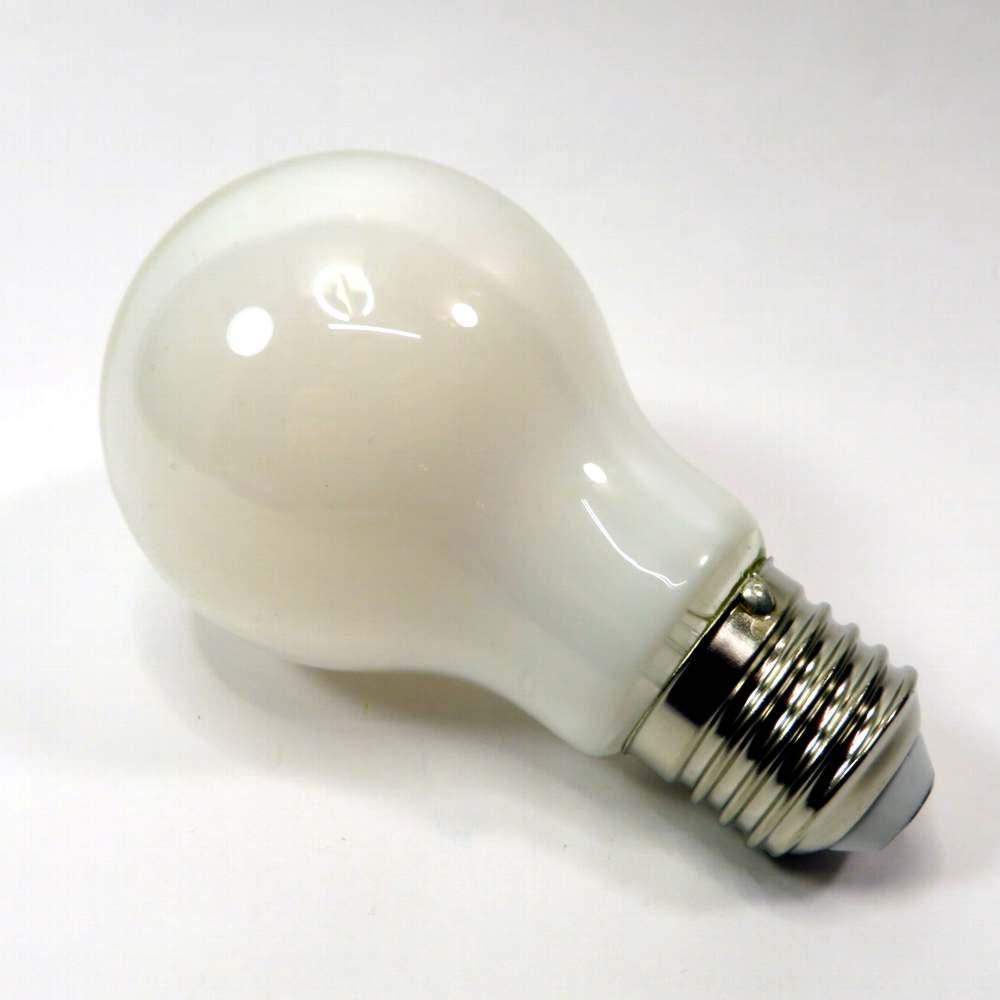 Lampada goccia led satinata e27 7w Philips