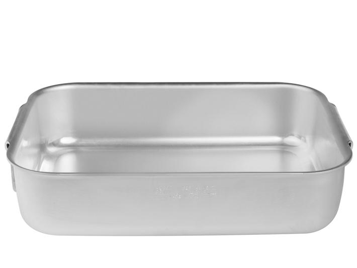 Rosticcera per forno in allumino cm33x23